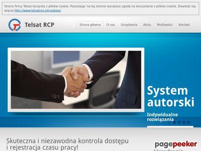 Kontrola dostępu z gwarancją od Telsat RCP.