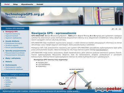 GPS - przewodnik