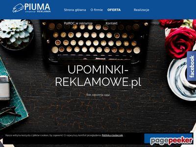 Reklama za pośrednictwem firmy Piuma, Opole