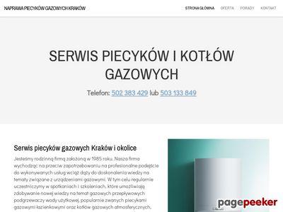 Naprawa kotłów gazowych Kraków