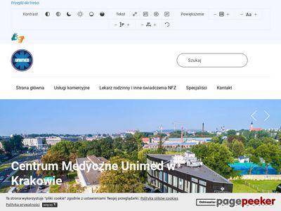 UNIMED Kraków - lekarz dla studenta