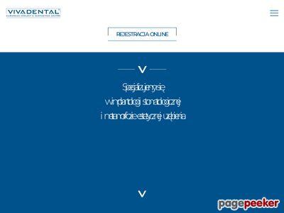Leczenie implantologiczne