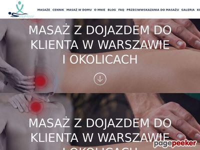 Masaż Warszawa