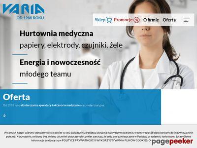 Sprzęt medyczny Poznań