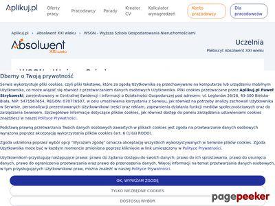 Studia magisterskie Warszawa