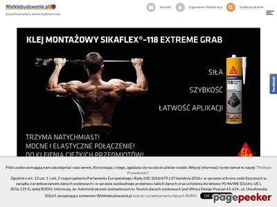 Firmy Budowlane Usługi Poznań