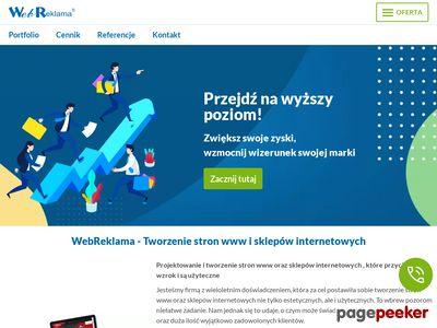 Projektowanie stron Warszawa
