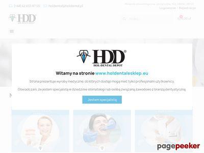 HOL-DENTAL DEPOT dystrybutor Dekema