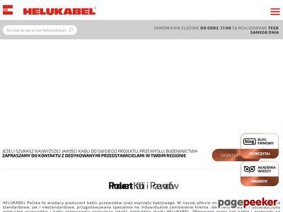Kable i przewody - HELUKABEL Polska