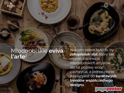 Restauracja Halka - Krupówki Zakopane