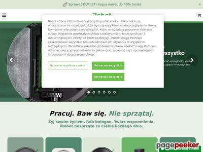 IRobot: Robot sprzątający Roomba