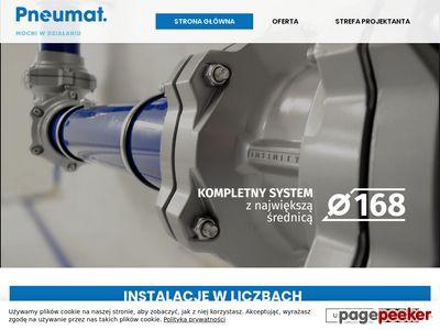 Instalacje pneumatyczne - Pneumat System