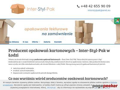INTER-STYL S.C. ŁÓDŹ