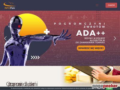Oprogramowanie dla piekarni infopiek.pl