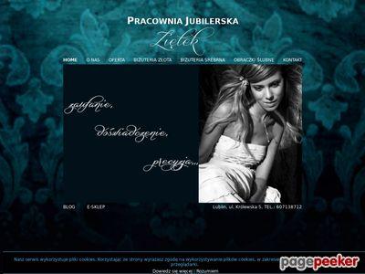 Obrączki ślubne Lublin