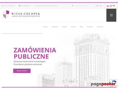 Kancelaria prawna Kraków - jwrp.pl