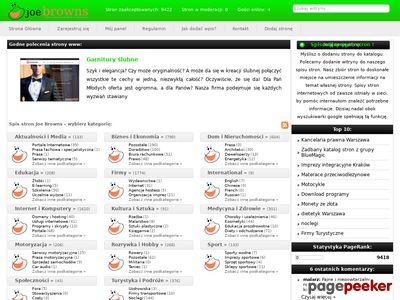 Darmowy Katalog Stron