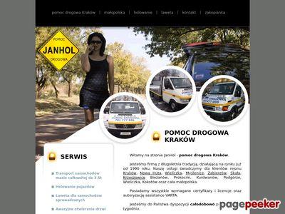 AUTO POMOC DROGOWA Kraków