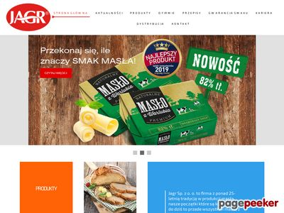 Http://www.jagr.com.pl masło osełkowe