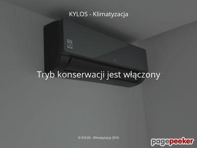 Kylos- klimatyzacja Kraków