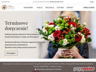 Kwiaty Wrocław