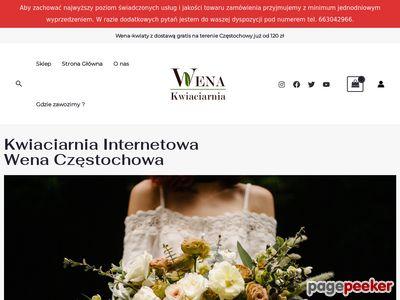 Kwiaciarnia Częstochowa - szybka poczta