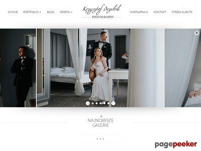 Fotografia Ślubna Białystok Krzysztof Bezubik
