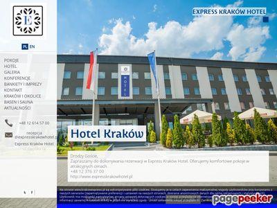 Konferencje w Krakowie w hotelu Efekt Express.