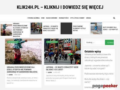 Klik24h - Księgarnia Piekary ślaskie