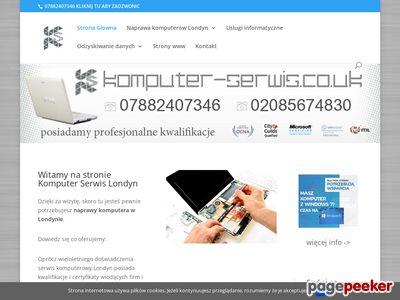 Naprawa komputerów Londyn