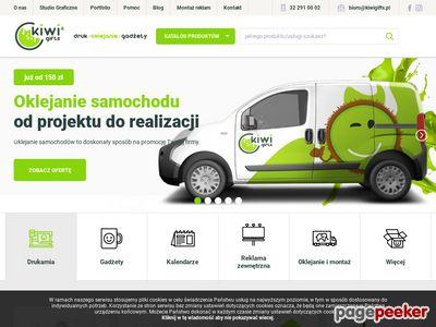 Kiwi Gifts - agencja reklamowa z Sosnowca