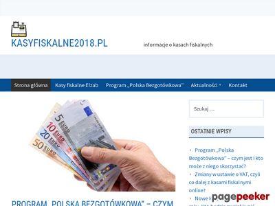 Kasa fiskalna online - kasyfiskalne2018.pl