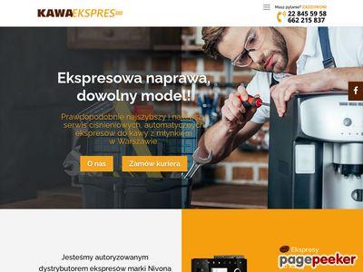Ekspresy KawaSerwis.pl