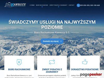 Twoja Księgowa KAWECCY Będzin. Sosnowiec. Katowice