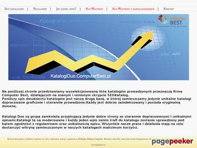 Baza katalogow