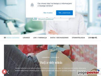 Strony medyczne