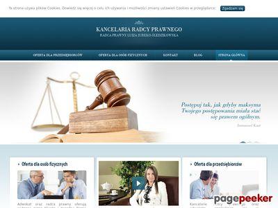 Kancelaria radcy prawnego Luizy Jureko-Śledzikowskiej