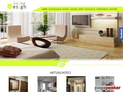 Projektant wnętrz Gdynia - www.livingdesign.pl