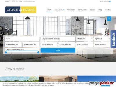 Domy łomianki - liderhaus.com