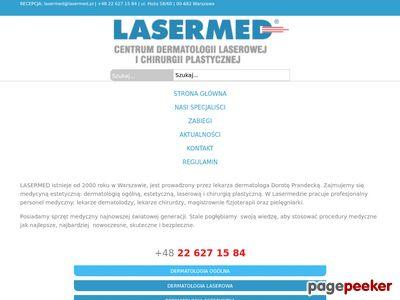 Http://www.lasermed.pl laser CO2 Warszawa