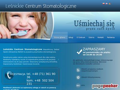 Leśnickie Centrum Stomatologiczne