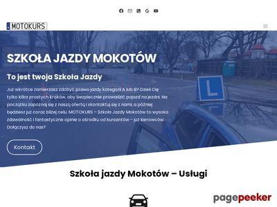 Prawo jazdy Warszawa