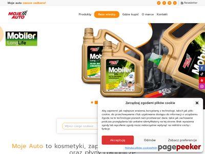 Kosmetyka aut | moje-auto.pl