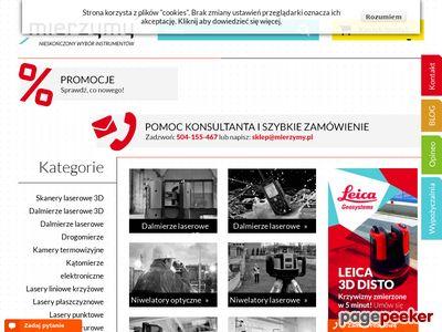 Mierzymy.pl - urządzenia pomiarowe