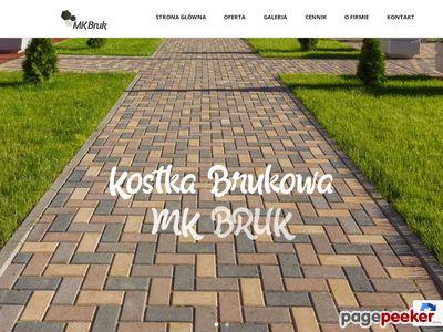 MK Bruk - kostka brukowa Kraków