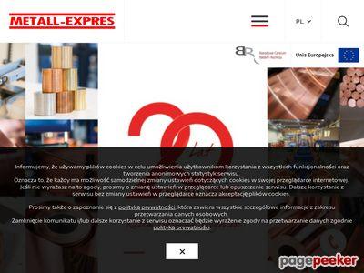 Blachy aluminiowe - www.metallexpres.pl