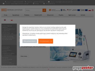 METRUM CRYOFLEX Sp. z o.o.