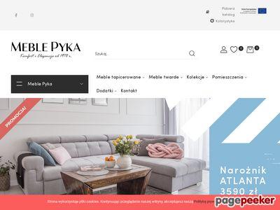 Meble-pyka.pl - meble wypoczynkowe tapicerowane