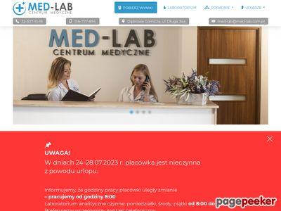 Gabinet ortopedyczny Dąbrowa Górnicza