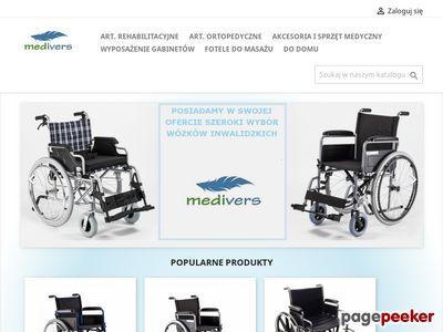 MEDIVERS - sklep internetowy